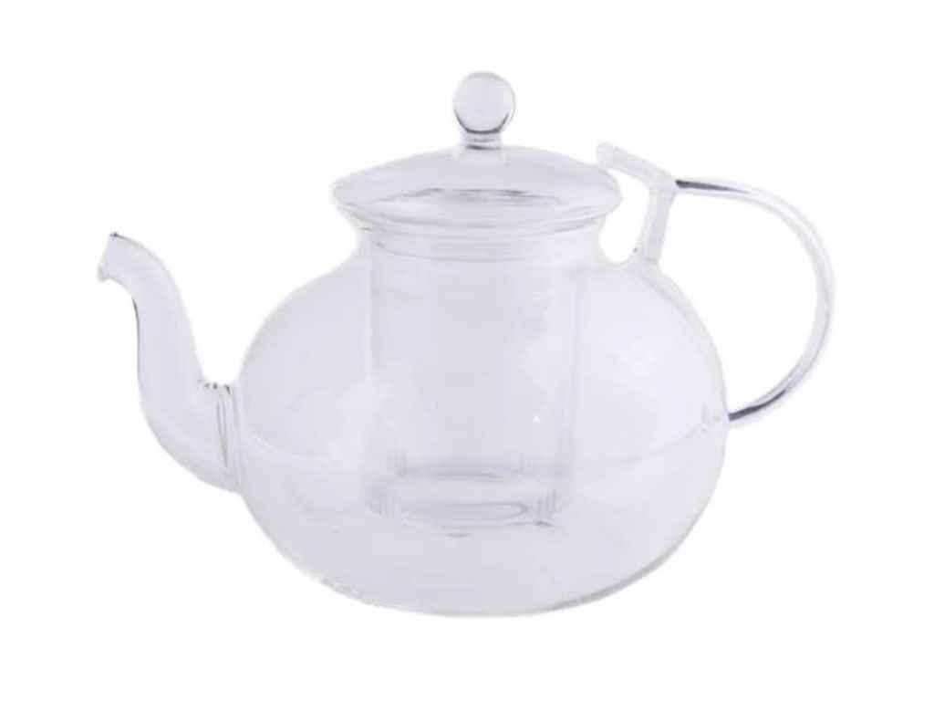 Чайник заварочный Edenberg 1.2 литра EB-3380 стеклянный