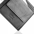 Чоловічий гаманець BETLEWSKI з RFID 9.5 х 11.5 х 1.8 (BPM-GTN-66) - сірий, фото 8