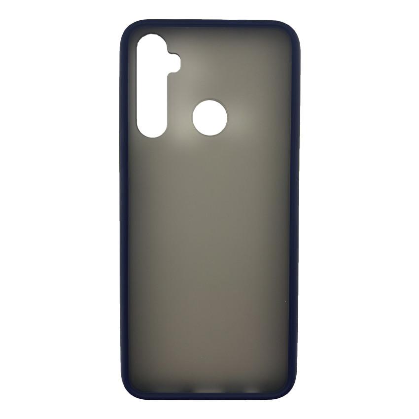 Чехол накладка Goospery Case для Realme 6i Dark Blue