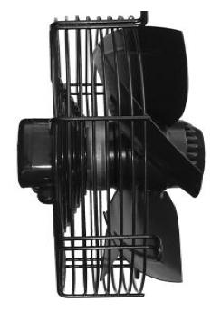 Осевой промышленный вентилятор Турбовент Сигма 600 B/S, фото 2
