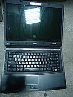 "Ноутбук 15.4"" Acer Extensa 5620G на запчасти (материнская плата, батарея, корпус, инвертор, клавиатура и т.д.), фото 1"