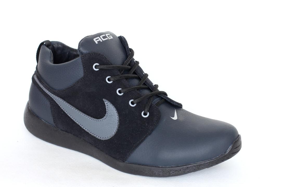 Ботинки Nike-Pottichelly