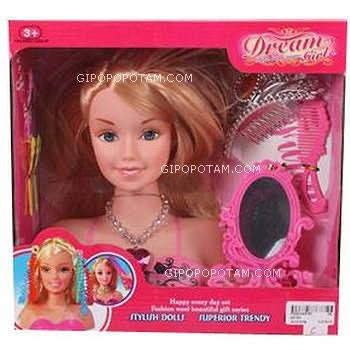 Кукла- модель для причесок, фото 2