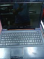 "Ноутбук 15.6"" Asus X52N на запчасти (батарея a41-k52 (14.4V 31wh), корпус, инвертор, клавиатура, тачпад), фото 1"