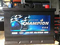 Аккумулятор Champion Black 60 Ah/12V  (1)