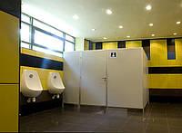 Туалетные кабинки для общественного санузла
