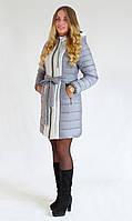 "Зимняя женская куртка K&ML ""Алена"" (42-52), фото 1"