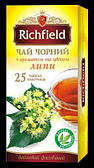Чай черный с ароматом и цветом липы ТМ Richfield, 50г