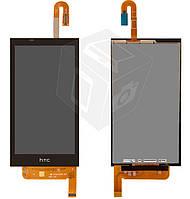 Дисплейный модуль (дисплей + сенсор) для HTC Desire 610, оригинал