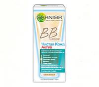 Комплексный дневной увлажняющий ВВ-крем 5-в-1 Чистая Кожа Актив Garnier Skin Naturals