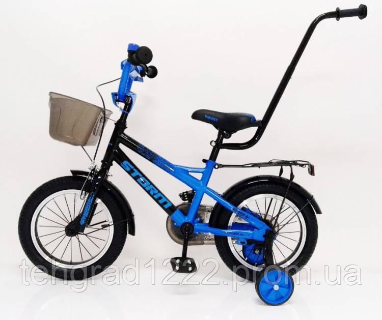 """Детский велосипед Storm 14"""""""