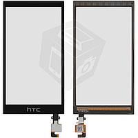 Сенсорный экран (touchscreen) для HTC Desire 620G Dual Sim, черный, оригинал