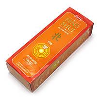 Аромапалочки шестигранник Фэн-шуй огонь Feng Shui Fire (Hem)(6/уп)