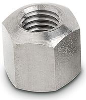 DIN 6330 (ГОСТ 15523-70) : нержавеющая гайка шестигранная высокая 1,5d, фото 1