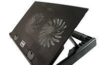 "Подставка для ноутбука Cooling Pad № 99 (9""""-17"""") - кулер, охлаждающая подставка"