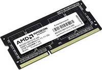 Оперативная память DDR3 для ноутбука SO-DIMM 2GB AMD R532G1601S1S-UO