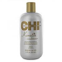 Кондиционер для волос восстанавливающий кератиновый CHI Keratin Conditioner 355мл