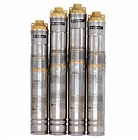 Скважинный насос QGDа 1,2-100-0.75kW + пульт