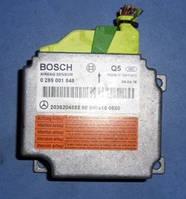 Блок управления AIRBAGMercedesC-class W203 2000-2005Bosch 0285001548 , 2038204585