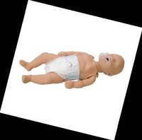 Манекен младенца для освоения сердечно-легочной реанимации.