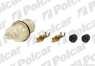 Патрон указателя поворота на крыле на Renault Trafic  2001-> —  Polcar (Польша) - 5015199E