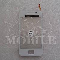 Сенсор Samsung S5830 Galaxy Ace white
