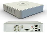 HD-TVI видеорегистратор Hikvision DS-7104HGHI-F1 4 канала 1 HDD до 6 ТБ