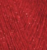 Пряжа для вязания Ангора голд СИМЛИ красный 106