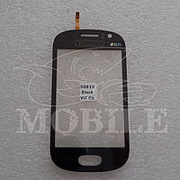 Сенсор Samsung S6810/S6812 Galaxy Fame black
