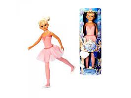 """Кукла 88601 ростовая, """"Балерина"""", 105см, в подарочной коробке"""