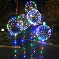 Световое решение для декора и сенсорной комнаты: Световой пузырь из ПВХ для детских игровых комнат, D=20 см
