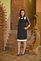 Платье для беременных.трикотажное PS031-2