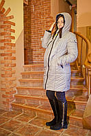 Пальто для беременных зимнее двухстороннее PS027-2