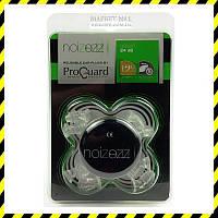 Беруши для мотоциклистов и защиты от музыки ProGuard Noizezz Green.