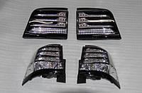 Диодные стопы Lexus LX570 2007-2012