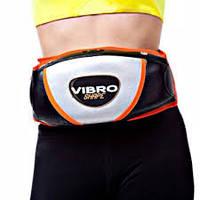 Пояс для похудения массажный Vibro Shape (Виброшейп)