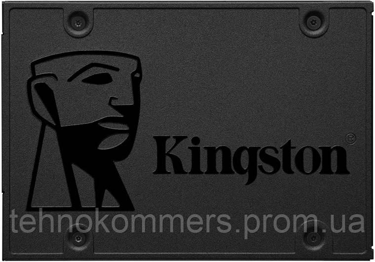 """SSD Kingston SSDNow A400 240GB 2.5"""" SATAIII TLC, фото 2"""