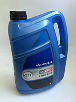 Антифриз Luxoil Long Life G11 синий (5l), фото 1
