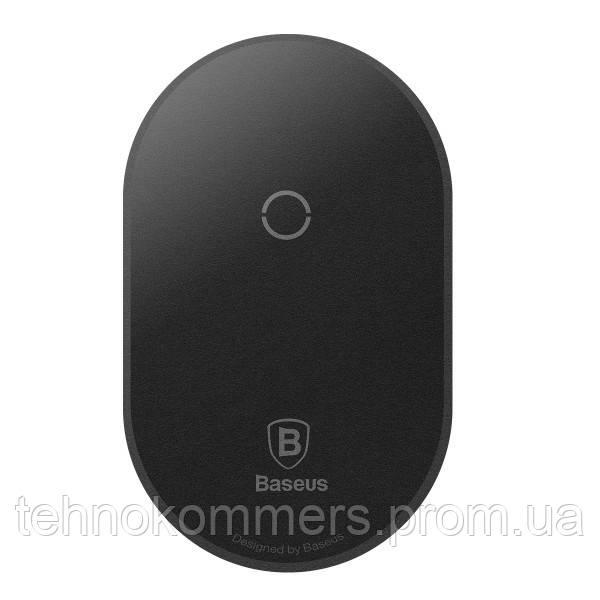 Модуль для БЗП Baseus Microfiber Wireless Charging For IP Black
