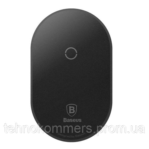 Модуль для БЗП Baseus Microfiber Wireless Charging For IP Black, фото 2