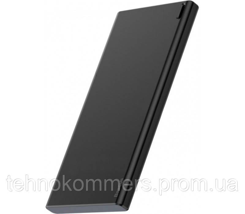 Зовнішній акумулятор Baseus Choc 10000 mAh Black-Grey, фото 2