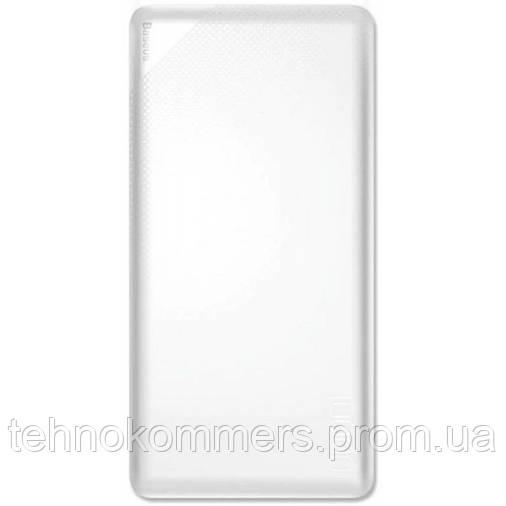 Зовнішній акумулятор Baseus Mini Cu Power Bank 10000mAh White, фото 2
