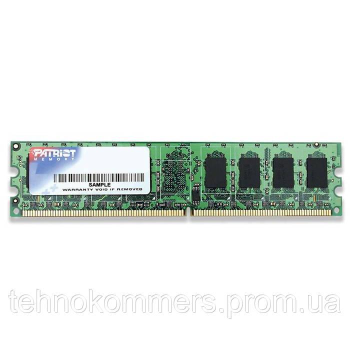 Оперативна пам'ять Patriot DDR4 SL 8GB 2400 MHz CL17 DIMM