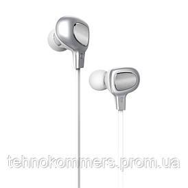 Навушники Baseus B15 Seal Bluetooth Silver+White