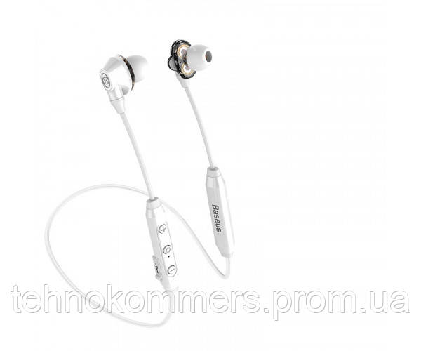 Навушники Baseus Encok S10 Bluetooth White