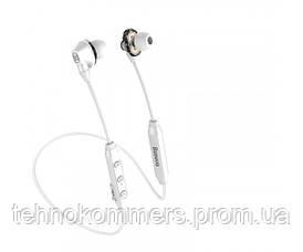 Навушники Baseus Encok S10 Dual Moving-coil Wireless Headset White