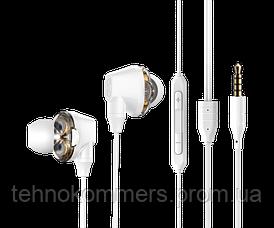 Навушники Baseus Encok H10 3.5 мм (mini-Jack) White