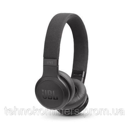 Навушники JBL LIVE 400BT Bluetooth Black, фото 2