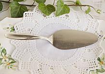 Посріблена лопатка для торта, лопатка кондитерська, сріблення, Німеччина, Wilkens 90