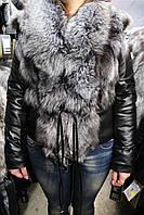 Куртка женская 1013/55 чернобурка